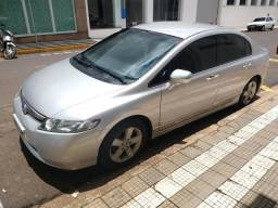 Honda Civic LXS 1.8 - Automatico - 2007 - 2007