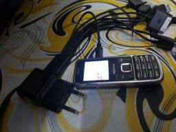 Telefone Nokia de botão