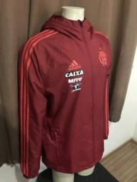 ddcecd3353 Capa de Chuva Vermelha - Flamengo