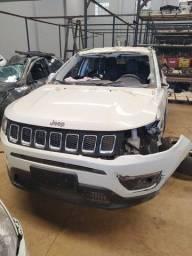 Sucata Jeep Compass 2019