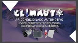 Climauto ar condicionado automotivo dourados MS atendemos de domingo a domingo