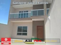 ARV 130. Casa Duplex 4 dormitório 154m² Construído em Morada de Laranjeiras, Serra - ES