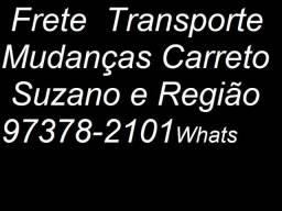 Transporte Mudança Frete (11)97378.2101 Whats