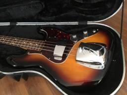 Baixo fender jazz bass Reissue 62 comprar usado  São Paulo