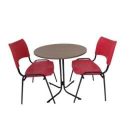 Mesa e cadeiras para buffet,são de festa,sorveteria,cozinha,padaria- entrega rápida
