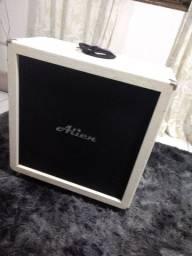 Caixa guitarra 4x12 Alien