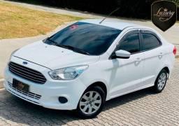 Forda Ka Sedan 2015 SE 1.5 Mecânico + GNV