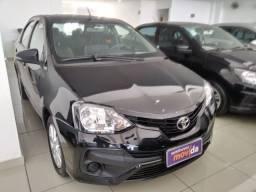Etios X Plus Sedan 1.5 Flex 16V 4p Mec