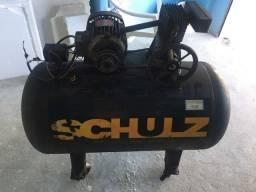 Vendo compressor 175 litros