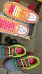Tênis com rodinhas