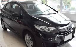 Honda Fit DX 1.5 Automático 2017 Preto (Com 32 mil km)