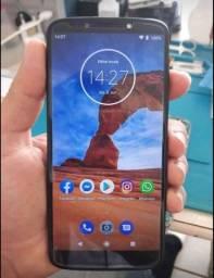 Moto g6 play 32GB r$480,00