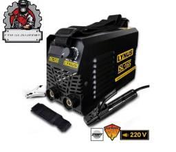 Máquina De Solda Inversora Digital 220v Isl-165 Lynus