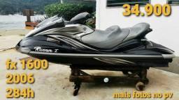 Jet Ski Yamaha FX 160 sem detalhes