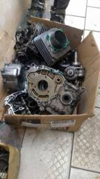 Peças motor Honda Sahara 350