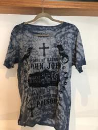 Camisetas masculinas John John