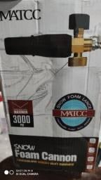 Canhão de Espuma MATCC , conexão de engate rápido