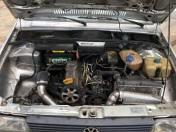 Saveiro Turbo Diesel Intercooler