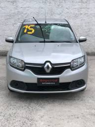 Renault sandero 1.0 expression ano 2015
