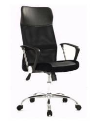 Cadeira Office Detroit Giratória com Regulagem de Altura