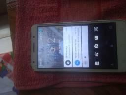 Vende-se celular Alcatel por 150 funciona perfeitamente porém a bateria está viciada