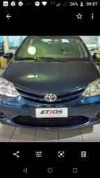 Toyota Etios/Ethios 1.5 2015 único dono