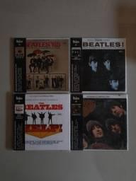 Cd's The Beatles coleção