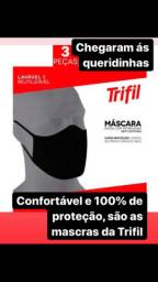 Máscara trifil