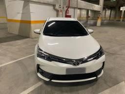 Corolla xei 2019 2.0 aut