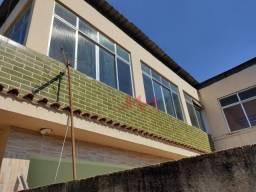 Casa com 1 quarto para alugar, 60 m² por R$ 650/mês - Amendoeira - São Gonçalo/RJ