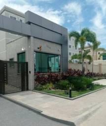 Apartamento com 2 dormitórios para alugar, 44 m² por R$ 1.100,00/mês - Campo Grande - Rio