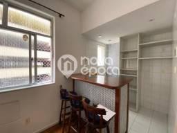 Apartamento à venda com 1 dormitórios em Copacabana, Rio de janeiro cod:LB1AP49115