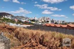 Terreno à venda em Estoril, Belo horizonte cod:268873