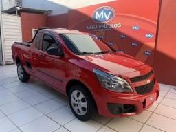 GM - Chevrolet MONTANA LS 1.4 ECONOFLEX 8V 2p 2013 Flex