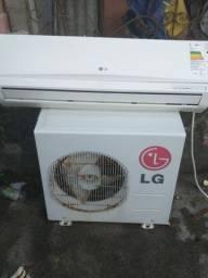 Ar condicionado LG 9000btus