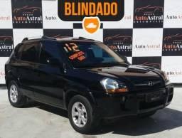 Hyundai Tucson GLSB 2.0 16V FLEX AT  BLINDADO
