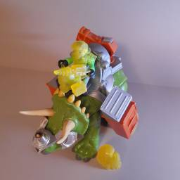 Dinossauro Imaginext da Fisher Price