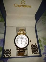 Relógio Champion masculino pouco uso.