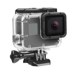 GoPro assessórios case estanque Hero 7 6 5 acrílico transferente
