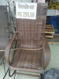 Cadeira de Balanço com mola