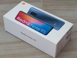 Xiaomi Redmi Note 9S 64GB Branco (Brindes + Novo + Entregamos em mãos + Garantia)