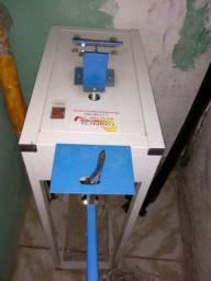 Maquina de fazer chinelo compacta print