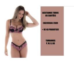 Promoção conjunto incrível + 40 produtos