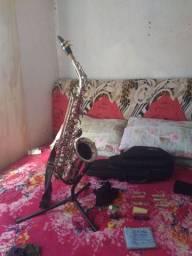 Saxofone alto weril master brasil