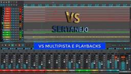VS Multipista e playbacks