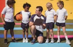 Professor de Ed Física - Personal Kids