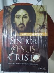 Livros Novo comentário , Senhor Jesus Harry hurtado, JAVE