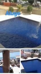 Apartamento mobiliado na Beira Mar