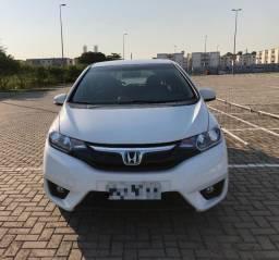 Honda fit branco EX, 1.5, 2017.2, flex,cvt, 32 mil km, novo, única dona
