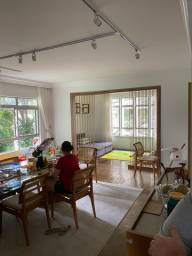 Apartamento luxo no Horto Florestal
